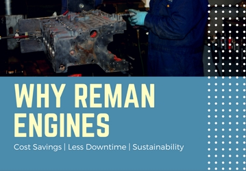 Perkins Remanufactured Engines