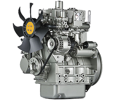 Engines 5-74HP - Perkins Pacific